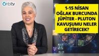 1-15 Nisan Oğlak Burcunda Jüpiter Pluton Kavuşumu Hayatımıza Neler Getirecek?