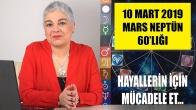 10 Mart'ta Mars Neptün 60'lığı