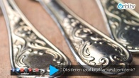 Paslanan çatal bıçaklar nasıl temizlenir?