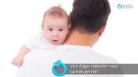 Yeni doğan bebekleri nasıl tutmak gerekir?
