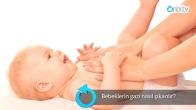 Bebeklerin gazı nasıl çıkarılır?