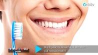 Diş fırçalarını dezenfekte etmenin püf noktası nedir?
