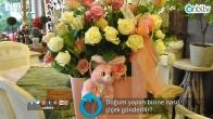 Doğum yapan birine nasıl çiçek gönderilir?
