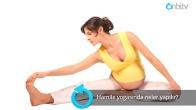 Hamile yogasında neler yapılır?
