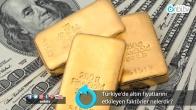 Türkiye'de altın fiyatlarını etkileyen faktörler nelerdir?