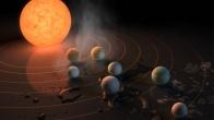 Nasa; 7 Gezegenlik Büyük Keşif!