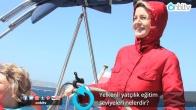 Yelkenli yatçılık eğitim seviyeleri nelerdir?