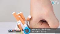 Akunpunktur ile sigarayı bırakabilir miyim?