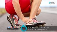 Ayak bileği burkulmalarında nasıl bir tedavi uygulanır?