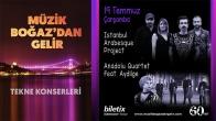 Anadolu Quartet feat. Aydilge & İstanbul Arabesque Project Konseri