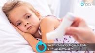 Kortizonlu sprey ilaçlar ne kadar süre kullanılmalıdır?