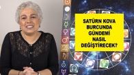 Satürn Kova Burcunda Gündemi Nasıl Değiştirecek?