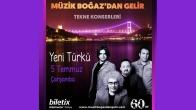 """Yeni Türkü """"Müzik Boğaz'dan Gelir"""" Teknesinde"""