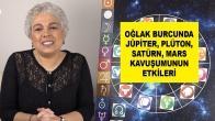 Oğlak Burcunda Jüpiter, Plüton, Satürn, Mars Kavuşumu Nasıl Etkileyecek?