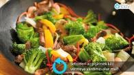 Sebzeleri az pişirmek kilo vermeye yardımcı olur mu?