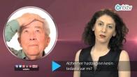 Alzheimer hastalığının kesin tedavisi var mı?
