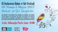 Beşiktaş'tan İstanbul'a  Türkiye Şiir Soluyacak!..