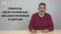 Türkiye'de Melek Yatırımcılara sağlanan indirimler ve şartları