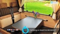 Camping on board ne demektir?