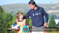 Çocuklar kampta nasıl vakit geçirir?
