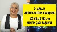 21 Aralık 2020 Jüpiter-Satürn Kavuşumu