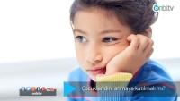 Çocuklar dini anmaya katılmalı mı?