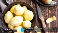 Patateslerin kararmasını nasıl önleyebiliriz?