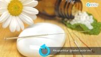 Akupunktur iğneleri acıtır mı?