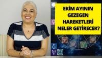 Ekim 2020 Astroloji - Yılın En Hareketli Günleri Geliyor