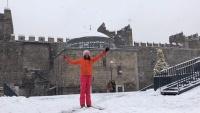 Erciyes- Kayseri Bembeyaz... Ah Bu Yurdum Bir Başka Güzel