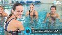 Kimler yüzme eğitimi verebilir?