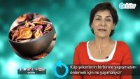 Küp şekerlerin yapışmasını önlemek için ne yapmalıyız?