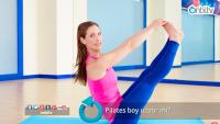 Pilates boy uzatır mı?