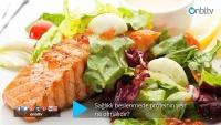 Sağlıklı beslenmede proteinin yeri ne olmalıdır?