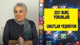 2021 Gezegen Hareketleri   Umutlar Yeşeriyor