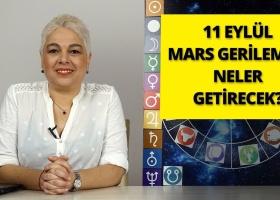 11 Eylül Mars Gerilemesinin Etkileri