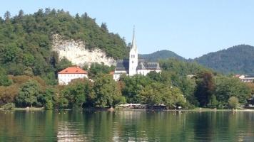 Yeşilin Başkenti Slovenya