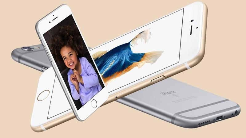 iPhone 6S ve iPhone 6S Plus Satışta