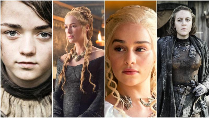 Game of Thrones Kadınları