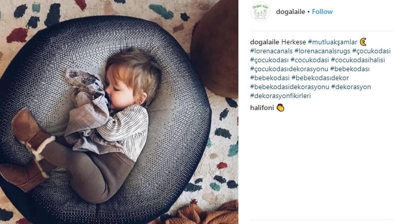 Bebek Alışverişini Instagram'dan Yapmak