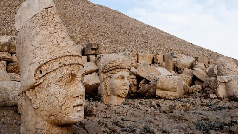 Mezopotamya'ya Tepeden Bakmak - Adıyaman Kahramanmaraş